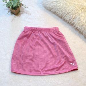 Puma Girls Reversible Skirt